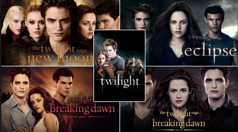 The Twilight All Parts in Hindi Dubbed Download